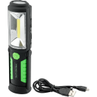 COB Pivoting Worklight - Rechargeable